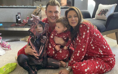 Nick Carter & Lauren Kitt's 5 month surprise baby!