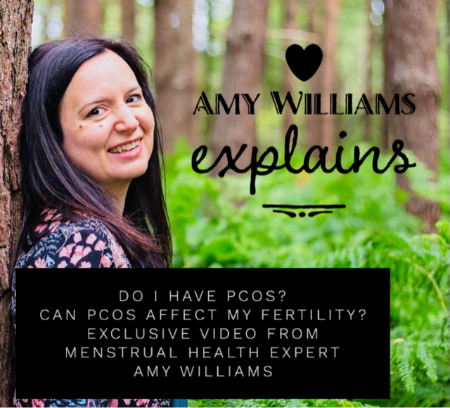 Do I have Polycystic Ovary Syndrome? PCOS expert Amy Williams explains