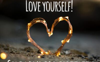 Jo says love yourself this Valentine's Day!