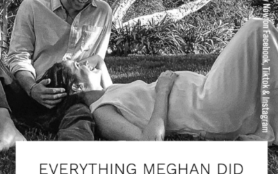 Everything Meghan did to get pregnant at 39
