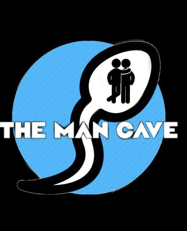 The man cave logo dear jo