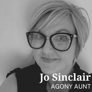 Jo Sinclair Agony Aunt Best Fertility Now