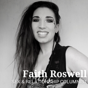 Faith Roswell sex and relationships
