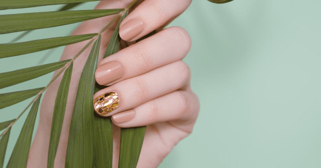 nail polish ivf